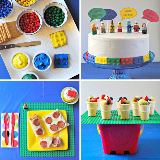 LEGO Party | 19 Perfect Party Plans