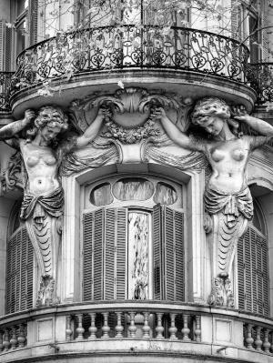 Arquitectura de Buenos Aires.  by echkbet
