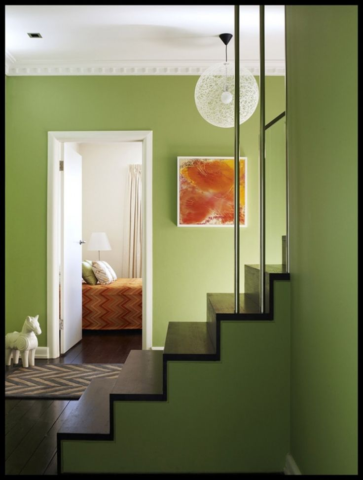 9 best The Most Attractive Green Interior Design Ideas images on ...