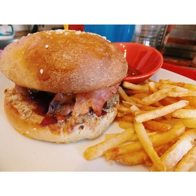 Angol hamburger