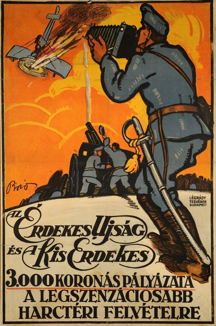 Biró Mihály: Az Érdekes Ujság és a Kis Érdekes (1915)