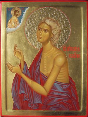 Full of Grace and Truth: St. Mary of Egypt, the Righteous, and a true Icon of Repentance