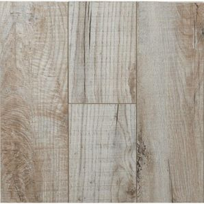13.02 Sq.Ft. 14mm Barnwood Oak Laminate Flooring