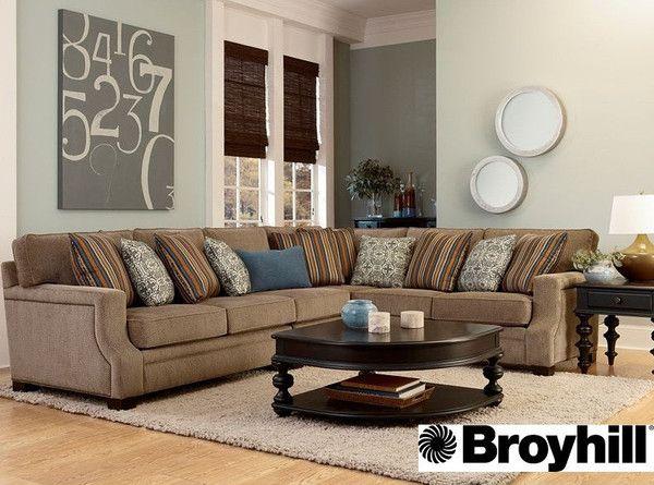 Captivating Kayley Sectional Nice Design
