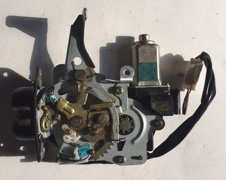 2006 Infiniti FX35 Rear Trunk Lift Gate 905520 AQ000 Lock Actuator Module OEM  #OEBrand #reartrunkliftlockactuatormodule