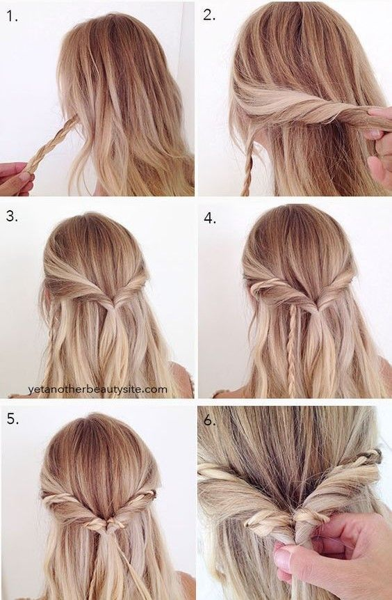 This Hairstyle Will Make You Look Like A Braiding Expert | Desiree Hartsock Bridal