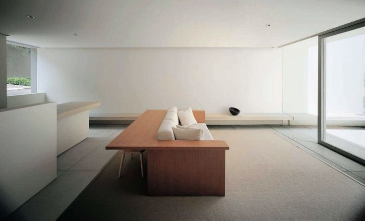 custom desk by John Pawson - Google Search