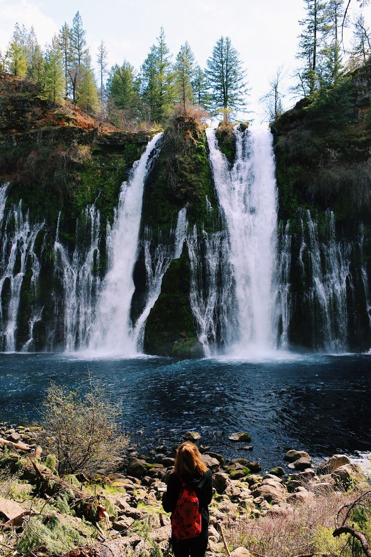 1000 Ideas About Outdoor Waterfalls On Pinterest