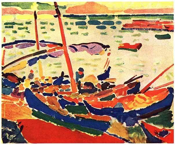 Peinture...André Derain et le fauvisme !