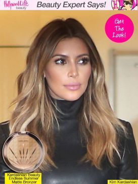 Kim Kardashian's Contouring Tricks — How To Define Your Cheekbones