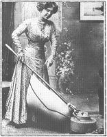 In 1907, the first electric portable vacuum cleaner was invented by Murray Spangler in Ohio
