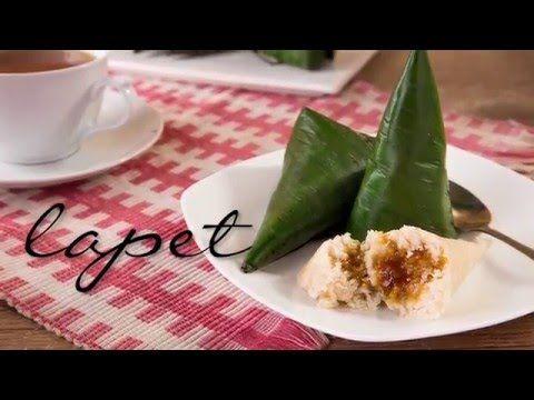Kue Lapet adalah salah satu khas masakan batak, mau coba ? ayo silahkan ikuti stepnya.    Sumber : Youtube.com bySelera Nusantara