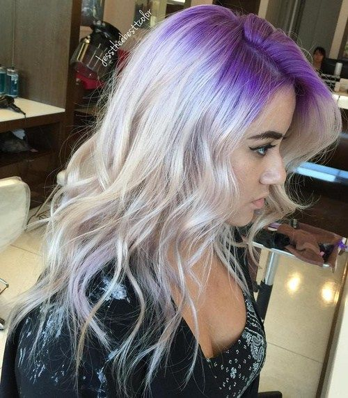 The Prettiest Pastel Purple Hair Ideas In 2019 My Style