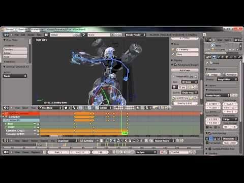 Blender Animation Complete Tutorial for Beginner & Advanced Users - YouTube