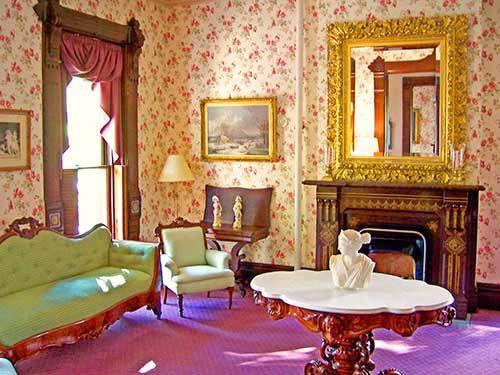 Wallpaper Ideas Home Decor Victorian Bureau Pinterest