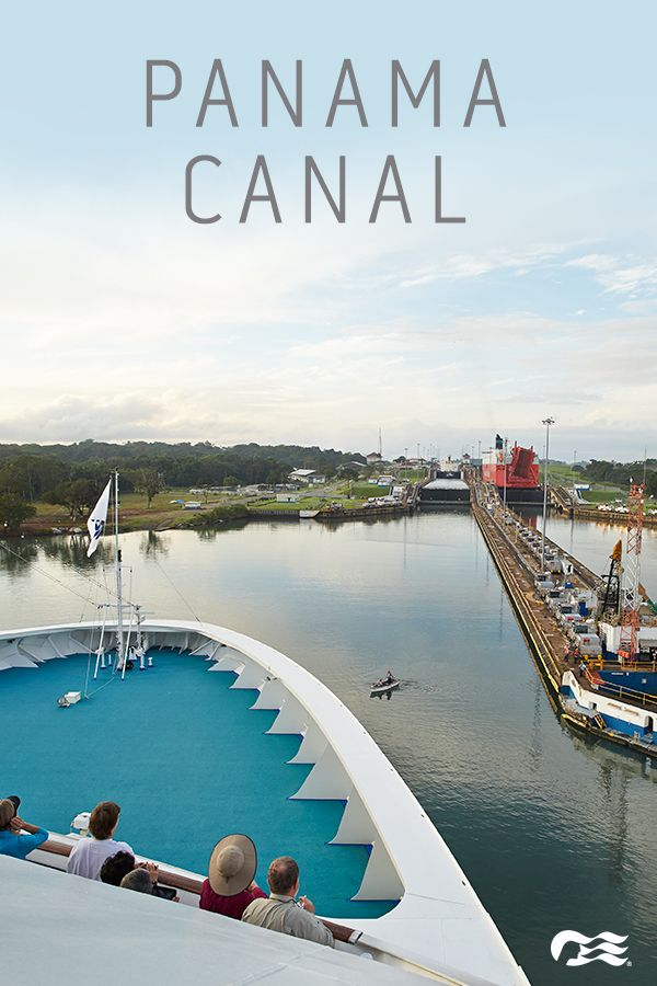 Sail between two great oceans. Add a Panama Canal cruise with Princess to your bucket list!