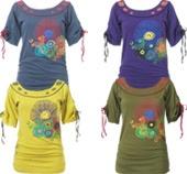 colorful tshirts