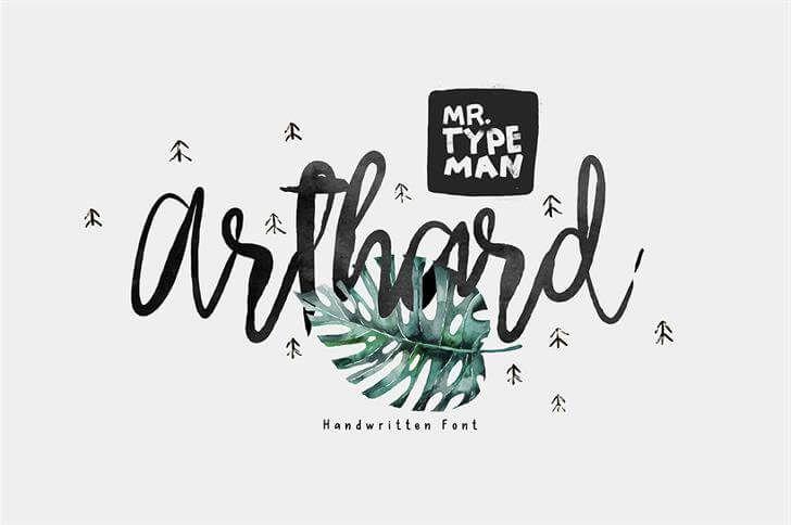 arthard-font-created-in-2017-by-mr-typeman-1
