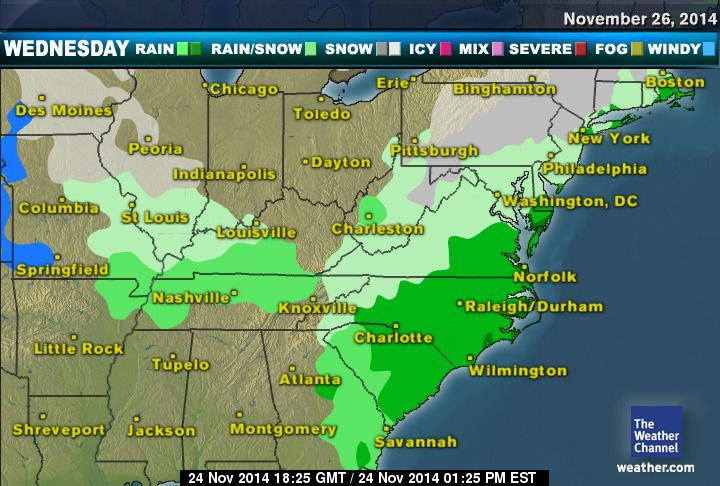 Philadelphia, PA 10 Day Weather Forecast - weather.com Pennsylvania is Grey and Pale Green.  Uh Oh!