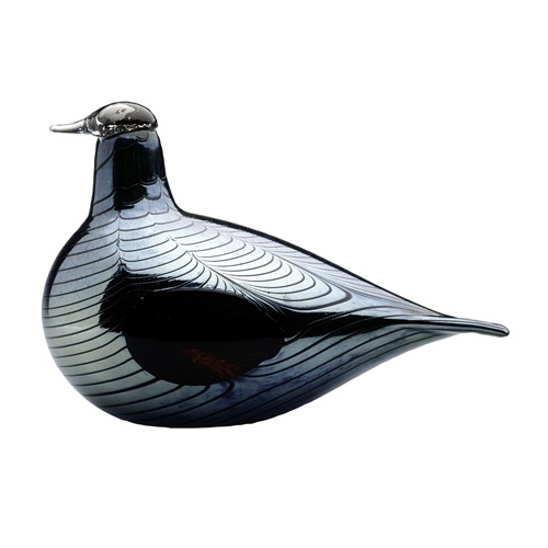 iittala Toikka Pheasant Glass Bird £265 Free Shipping