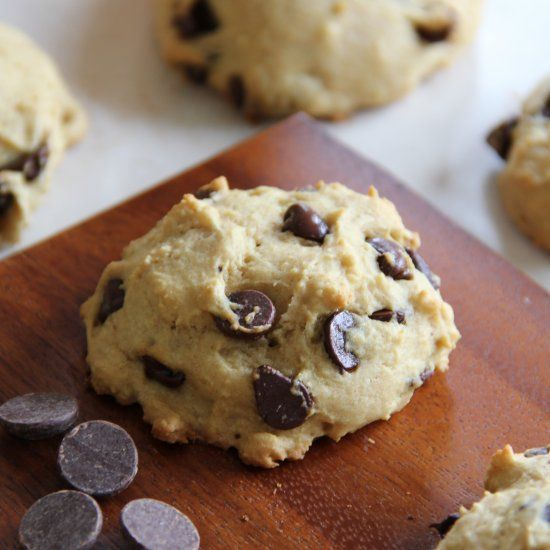 Skinny chocolate chip cookies that are low fat low sugar for Low fat chocolate biscuits