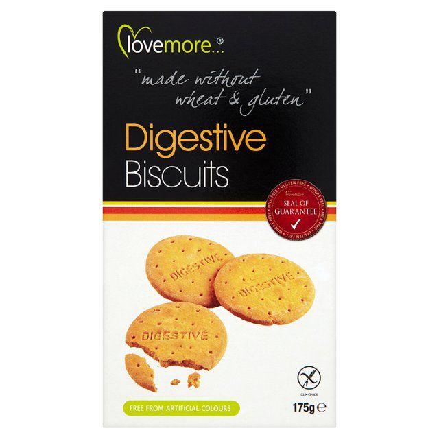 Lovemore Digestive Biscuits