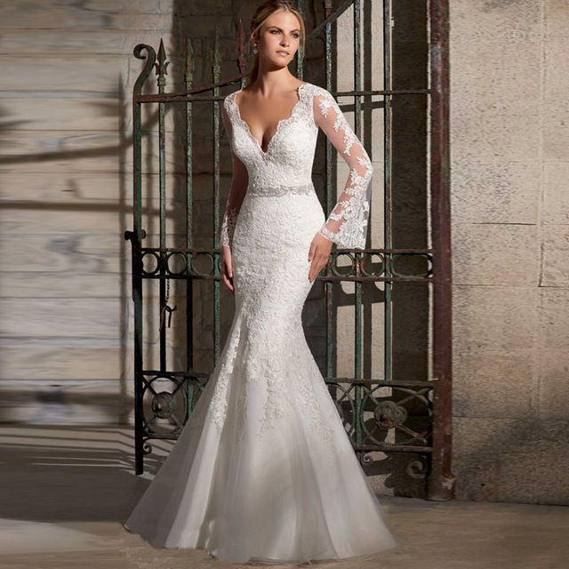 vestido de noiva modelo sereia - Pesquisa Google