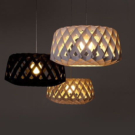 Pilke 60 Pendant Lamp by Tuukka Halonen for SHOWROOM Finland | MONOQI #bestofdesign
