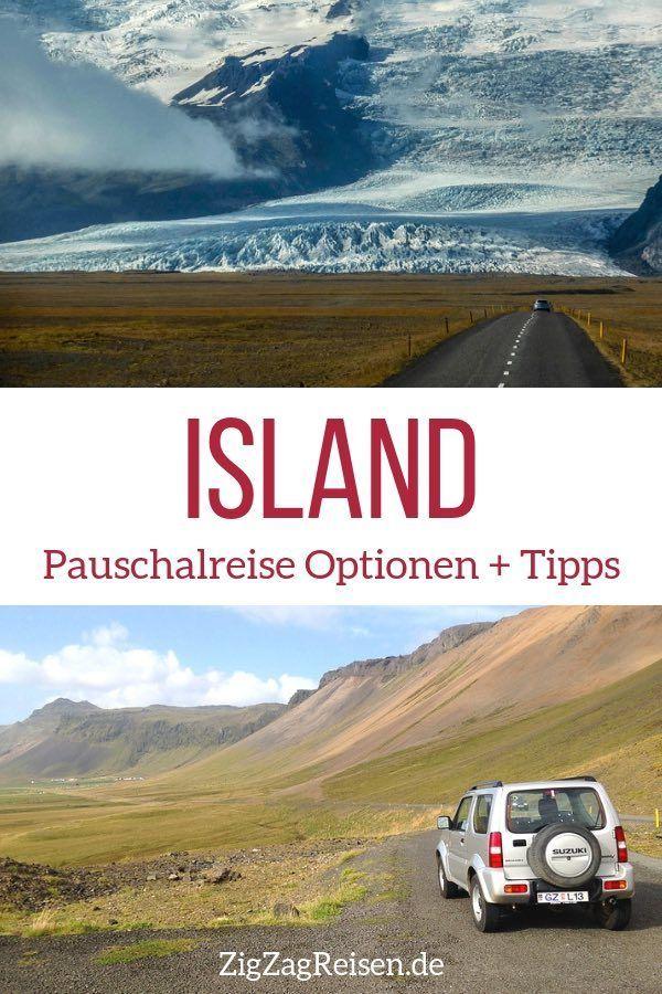 Island Pauschalreise (inkl. Mietwagenrundreise) – Tipps + Optionen – ZigZag Reisen Reiseblog