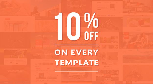 <p>Friend - the definition of Template-Monster who shares 10% discount with their customers while you read this sentence.</p> <p>Here is the promo-code: <strong>nahmvut3f5ki6d6f7hwcbiy55</strong></p>