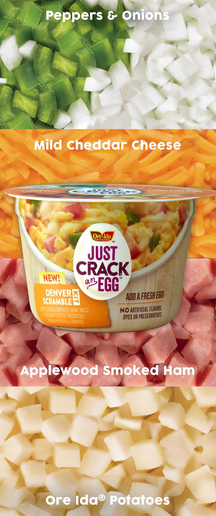 With New Just Crack An Egg Meals You Can Make A Hot