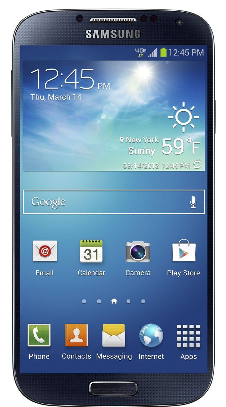 Samsung Galaxy S4, Black 16GB (Verizon Wireless)