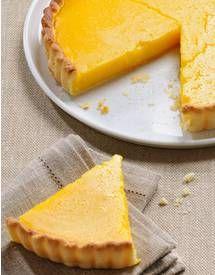 Tarte citron-yuzu easy de Christophe Michalak pour 6 personnes - Recettes Elle à Table - Elle à Table