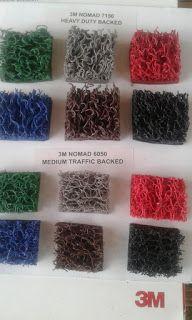 jual karpet nomad 3M 081283096116: 3m nomad scrapper matting