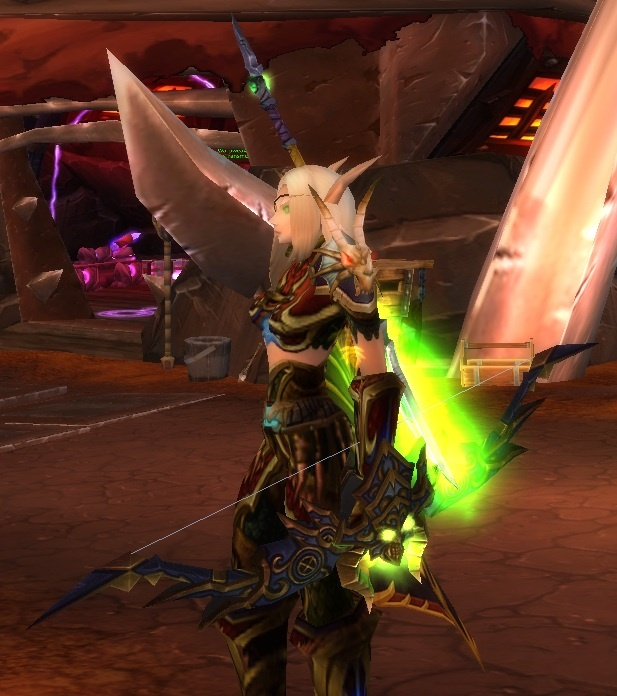 And of course there's gaming stuff..lol, say hello to my main ;]