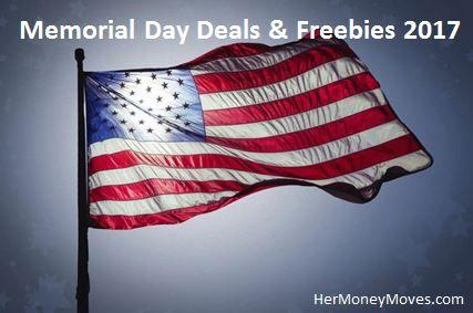 Treat Yo' Self – Memorial Day Weekend Deals & Freebies