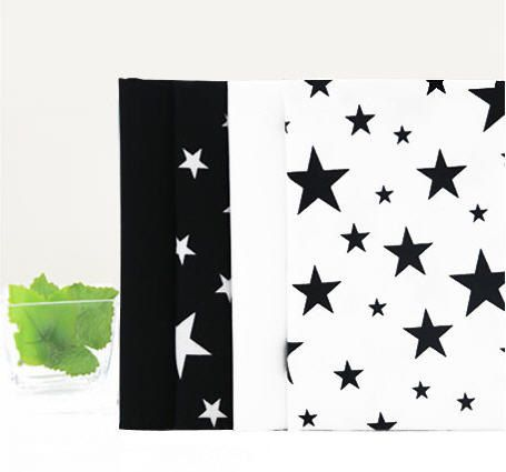 * Set of 4, 1/4 yard each (55 x 45 cm = 21.7x17.7)  * 100% Oxford Cotton  * Multiple quantities will NOT be sent in a continuous piece. * Great for