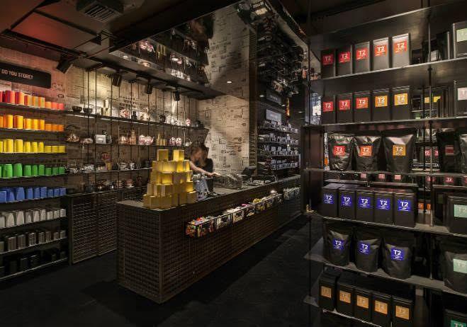 OPINIÓN: El mejor diseño de tienda del año fue para T2 Shoreditch, una tienda de té en Londres diseñada por Landini Associates, de Sydney. El Palacio de Hierro Querétaro y Liverpool Toluca también fueron reconocidos.