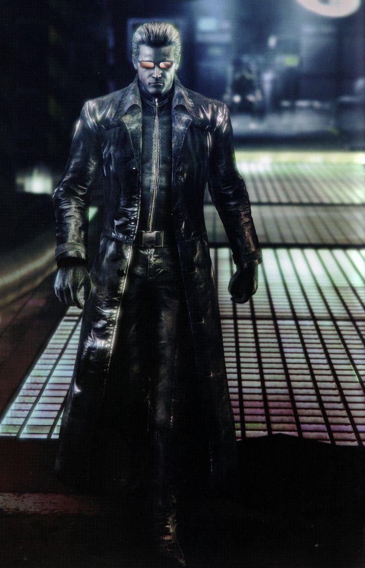 Albert Wesker (Resident Evil 5) - Imgur