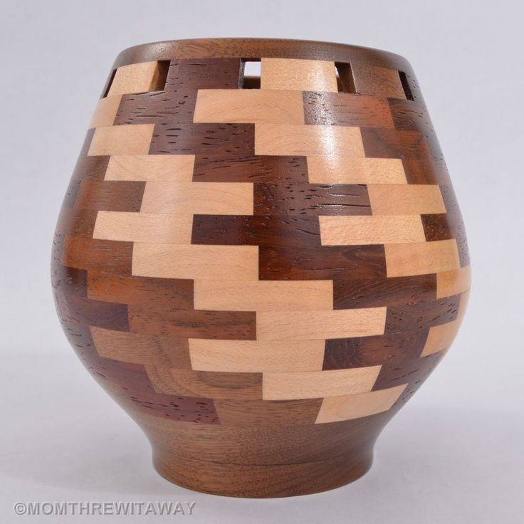 Open Segmented Turning Plans - WoodWorking Projects & Plans
