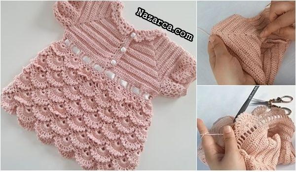 Koton Ipten Ufak Bebeklere Yazlik Tig Elbise Nazarca Com 2020 Bebek Bebek Elbise Ogreticileri Elbise