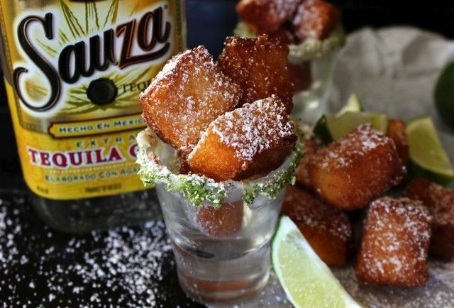 Deep Fried Tequila