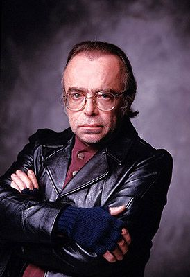 """Tom Braidwood aka Melvin Frohike, the """"Dirty Old Man"""" of """"The Lone Gunmen"""" trio. An actor and assistant director of The X-Files, his favorite episode is """"Dod Kalm."""""""
