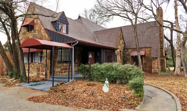 Locally Famous Haunted House Restaurant Restored As Home For Boys At A Hard Place In Their Lives Famous Haunted Houses House Restaurant House