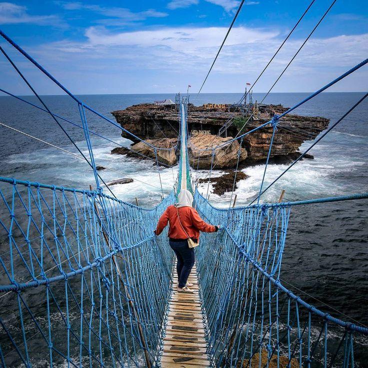 Pantai Timang Yogyakarta Pantai Keren yang Cocok serta Ramah di Kantong untuk Libur Akhir Tahun