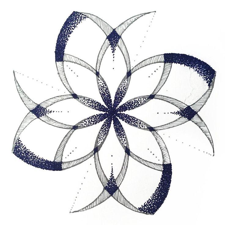 Speed drawing - mandala by M-Curiosity on deviantART