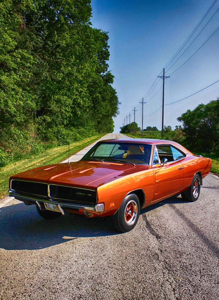 69 Charger: Dodge Chargers From 68 To 70