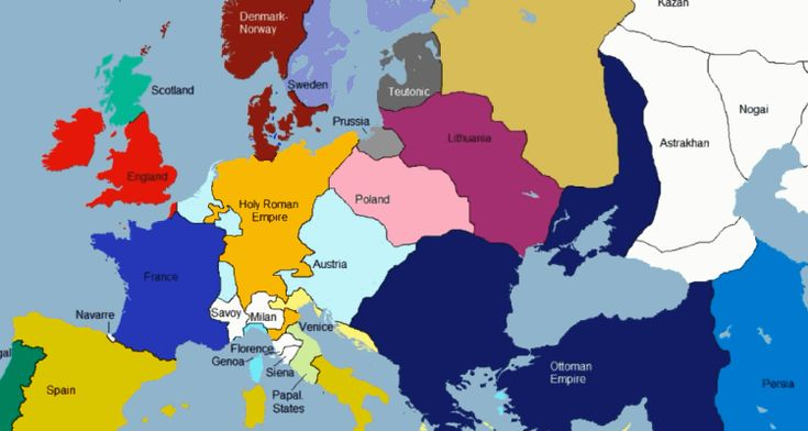 European History in 3 Minutes