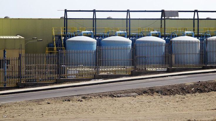 Is desalination the answer to water scarcity?