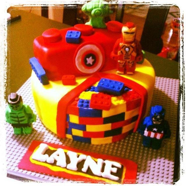 34 best Avengers Birthday Party images on Pinterest | Birthdays ...